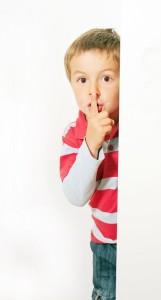Pssst, Geheimnis!