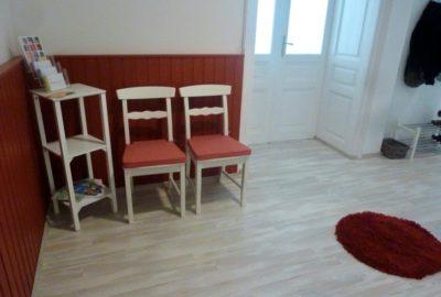 Stühle bleiben leer
